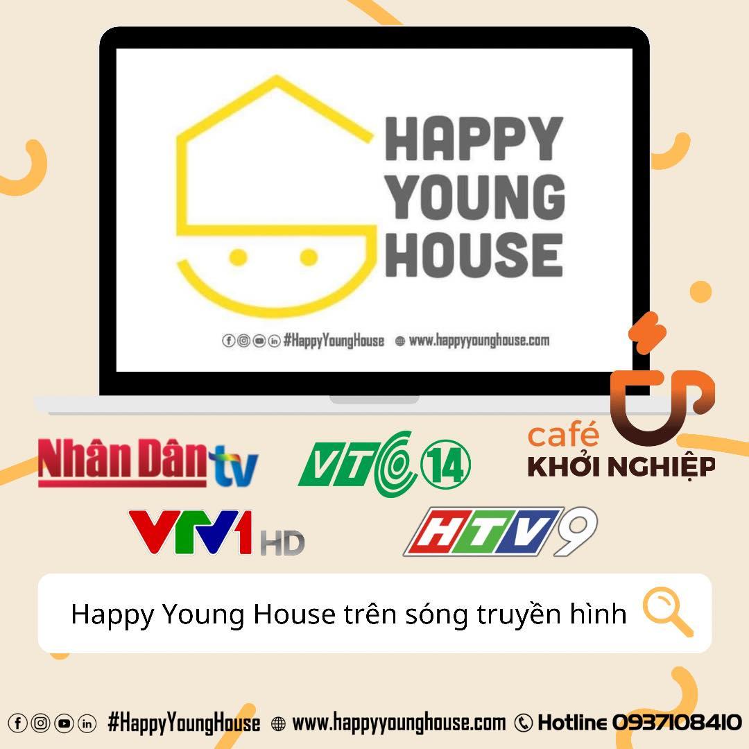 HAPPY YOUNG HOUSE ON AIR SÓNG TRUYỀN HÌNH