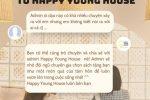 MÓN QUÀ CỦA TÂM HỒN TỪ HAPPY YOUNG HOUSE TẶNG ĐẾN BẠN TRẺ