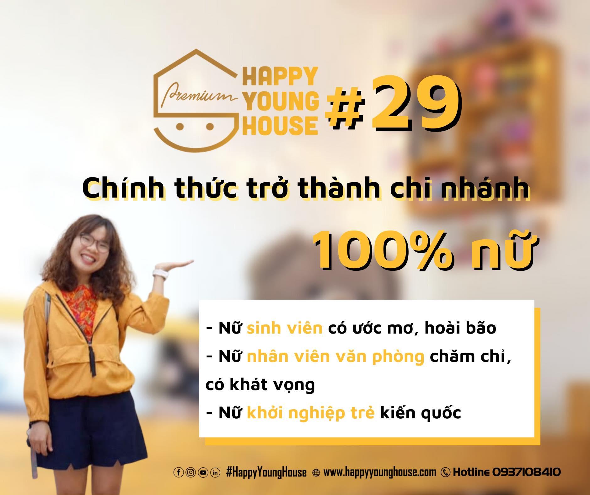 Sài Gòn bình thường mới, chi nhánh 29 diện mạo mới với 100% thành viên là nữ