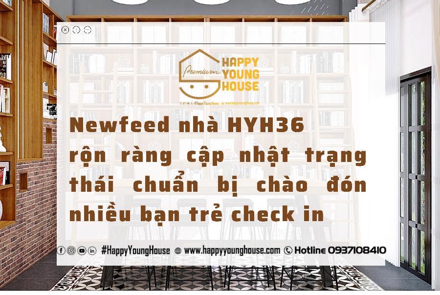 Chiếc nhà trạng thái - Happy Young House 36